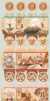 Tastes of the World: Tea Boxes by yagi-sempai