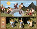 Billy Goats Gruff - TOYLAND by yagi-sempai