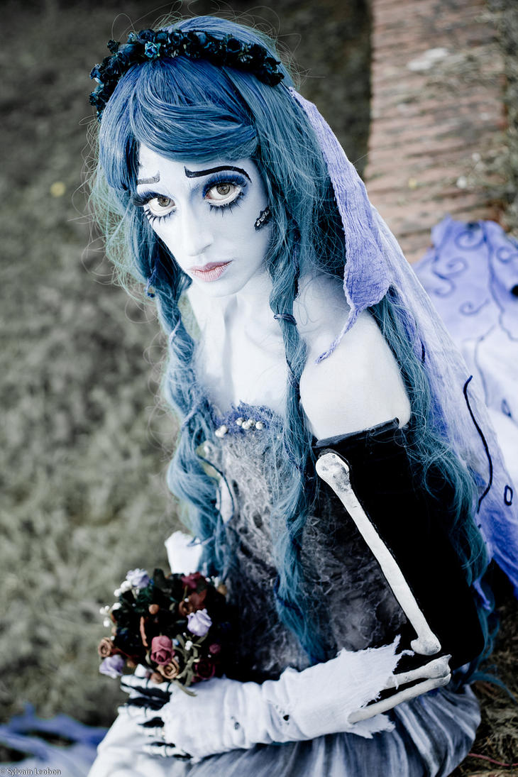 CORPSE BRIDE: Sadness by Princess-ValeChan