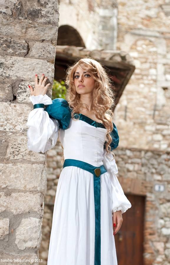 THE SWAN PRINCESS:  Odette by Princess-ValeChan