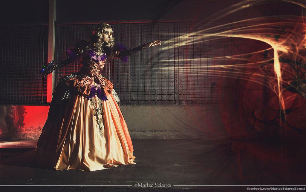 Magic by Princess-ValeChan