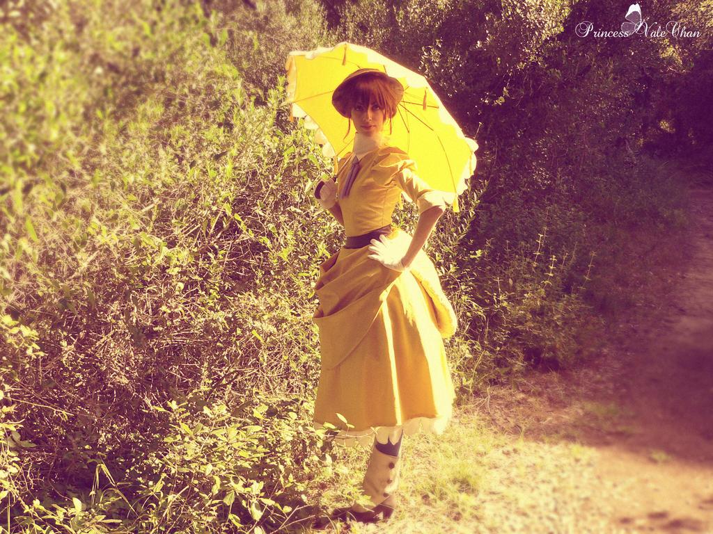 Sun on me by Princess-ValeChan