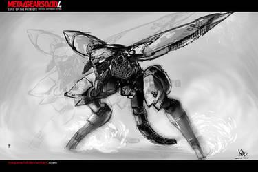 Metal Gear RAY by MeganeRid