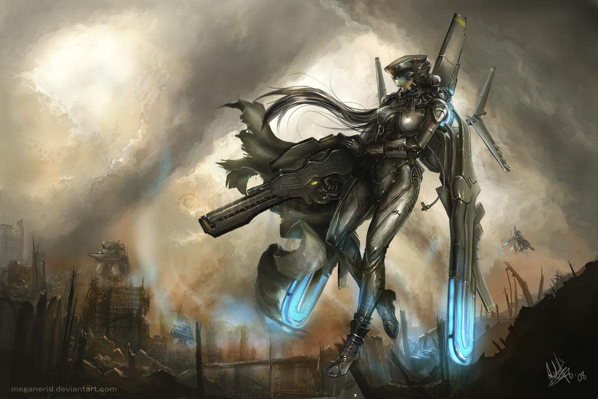 Angels of War