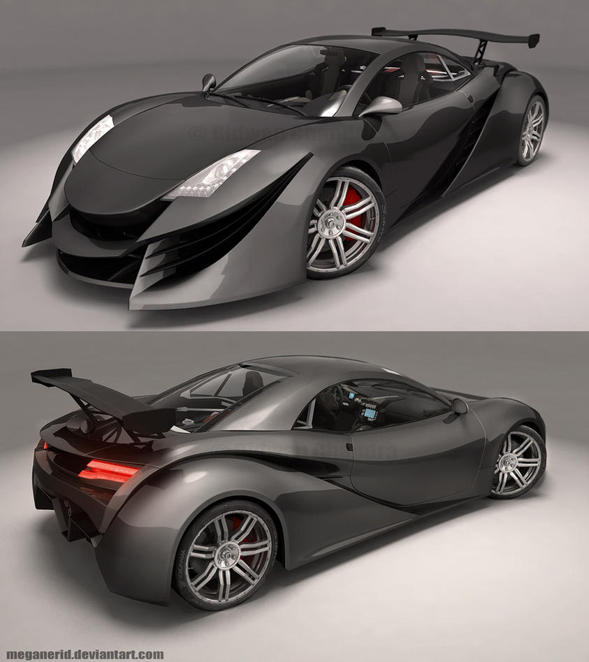 2014 2015 Sports Cars 3030 Wallpaper: XR-Z Concept Car 1 By MeganeRid On DeviantArt