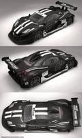 XR-Z Gran Turismo version 3