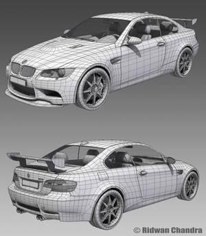 BMW M3 E92 wires