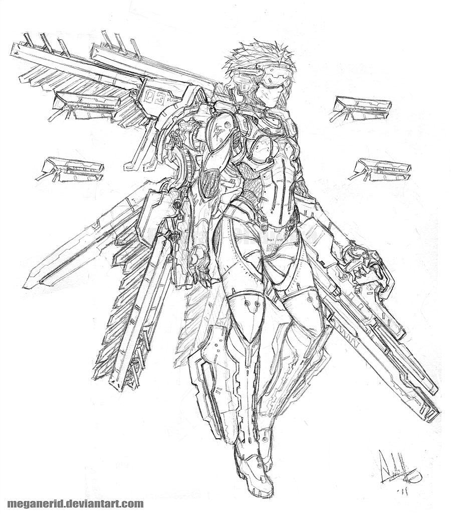 Assault Angel Deana by MeganeRid