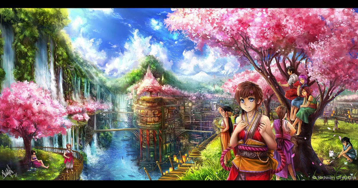 Sakura Season
