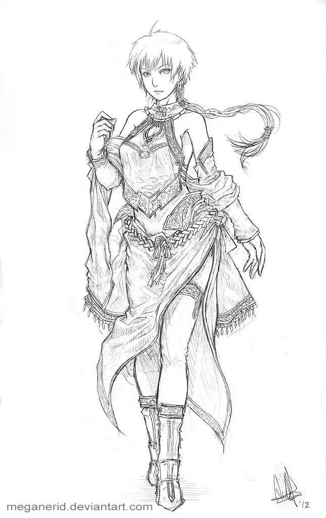 Arashi by MeganeRid