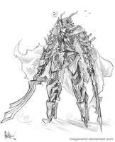 Mecha knight