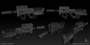 Spec Ops Rifle