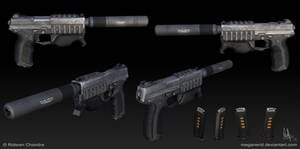 Spec Ops Gun