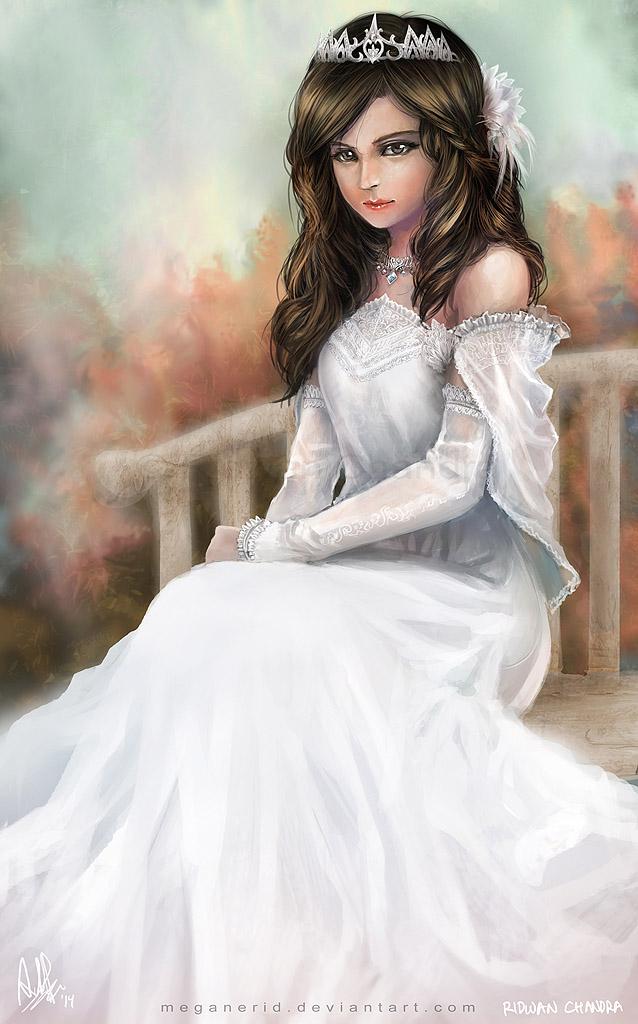 A Bride by MeganeRid