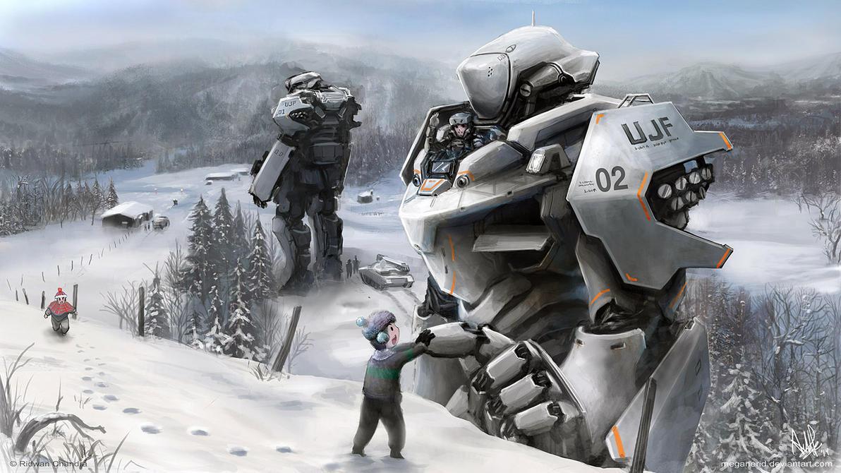 Winter Break by MeganeRid