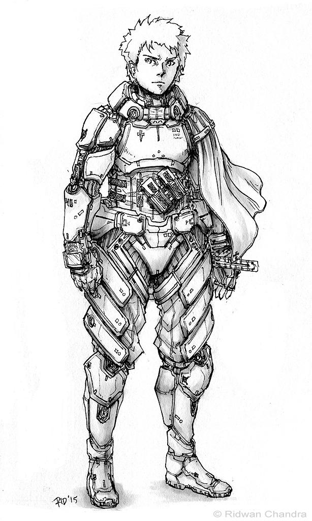 Ranger by MeganeRid