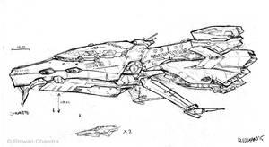 Space Corvette 1