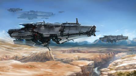 Fleet by MeganeRid