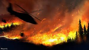Speedpaint - Legion of Fire