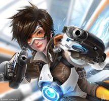 Tracer by MeganeRid