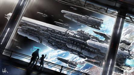 Explorers by MeganeRid
