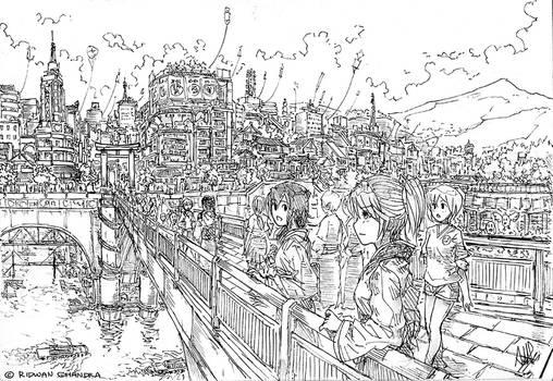 Bridge to Festival