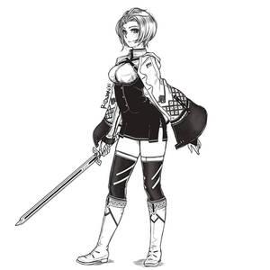 Sword Lady