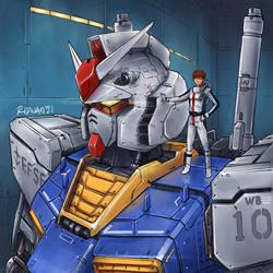 RX-78 2 Gundam