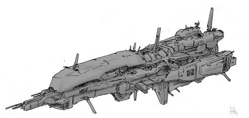 space cruiser 1