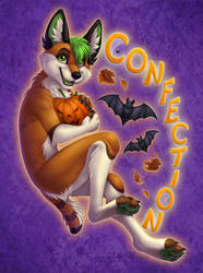 Confection | Halloween Badge by PracticalFX