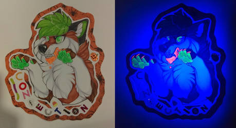 Confection |UV Badge by PracticalFX