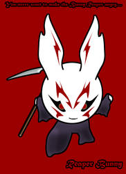 Angry Reaper RAWR by BunnyReaper