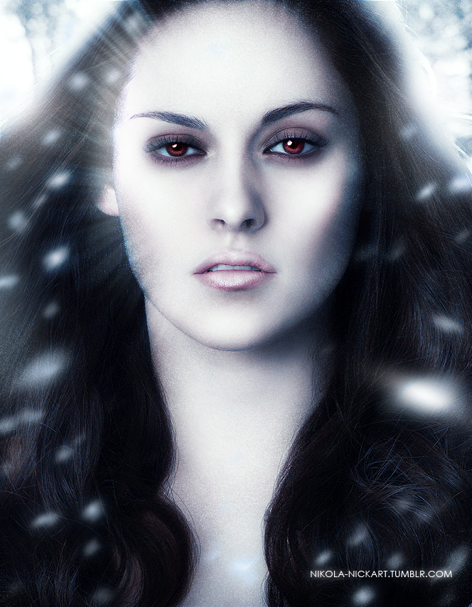 Bella Cullen by Nikola94