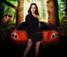 Bella Cullen - Car