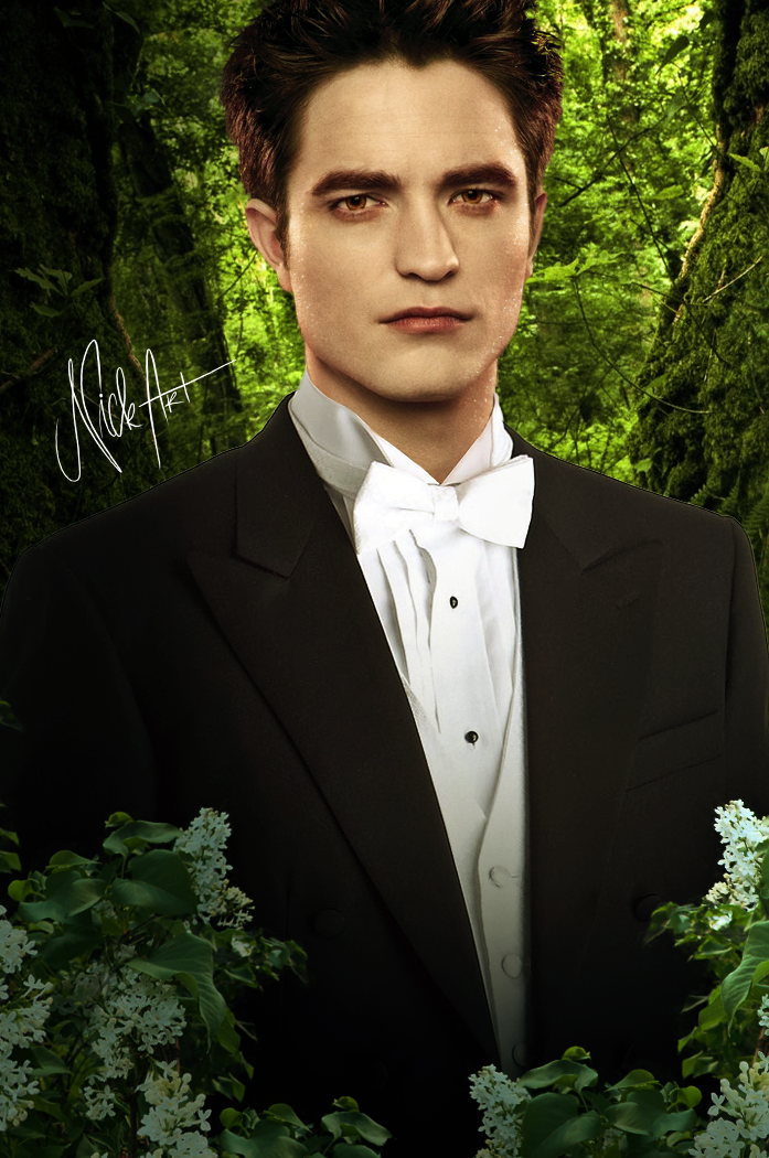 Edward - Wedding by Nikola94