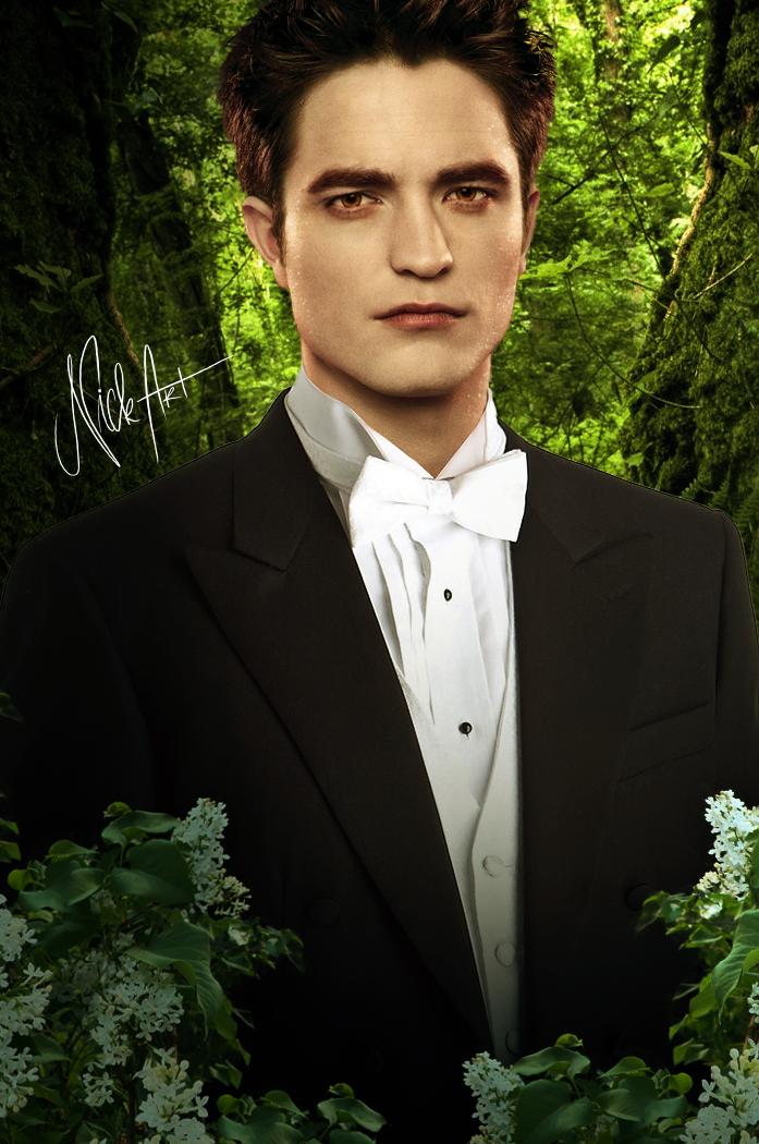 Edward - Wedding by Nikola94