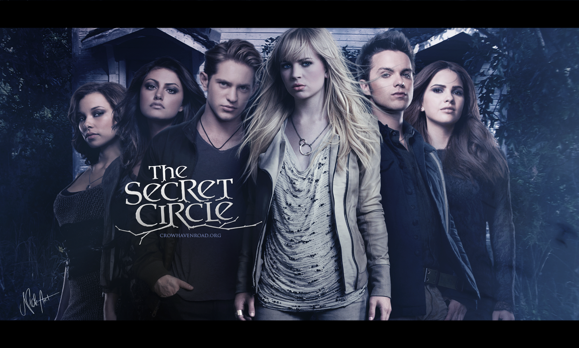 Image result for سریال The Secret Circle
