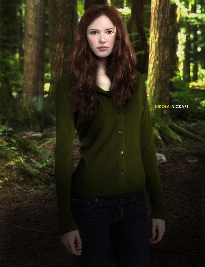Renesmee Carlie Cullen by Nikola94