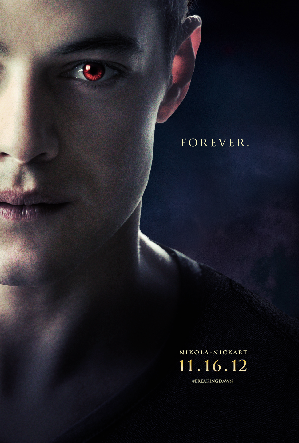 Benjamin - Breaking Dawn Part 2 Poster by Nikola94