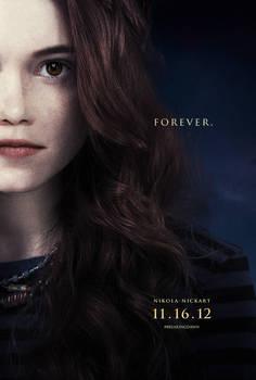Renesmee - Breaking Dawn Part 2 Poster