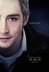 Garrett - Breaking Dawn Part 2 Poster