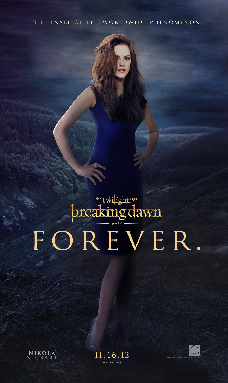 FOREVER - Bella Cullen by Nikola94