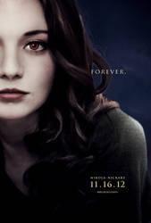 Yvette - Breaking Dawn Part 2 Poster