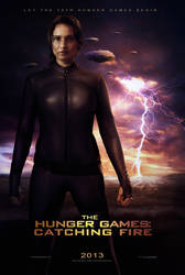 THG: Catching Fire - Poster