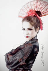Western Geisha 3 by ENERjAKzero