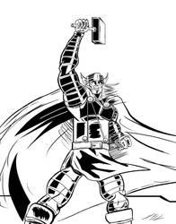 Thor Inks by ENERjAKzero