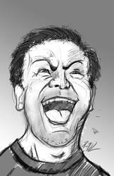 The Laughing Man by ENERjAKzero