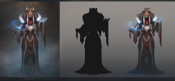 World After: Sorceress