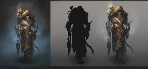 World After: Nomad Sorcerer
