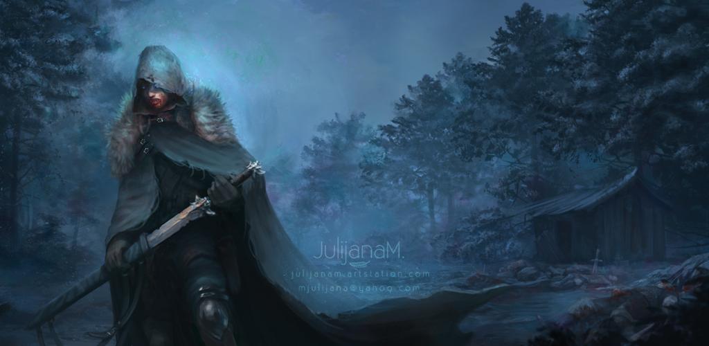 Vampire's Fall: Origins by JulijanaM
